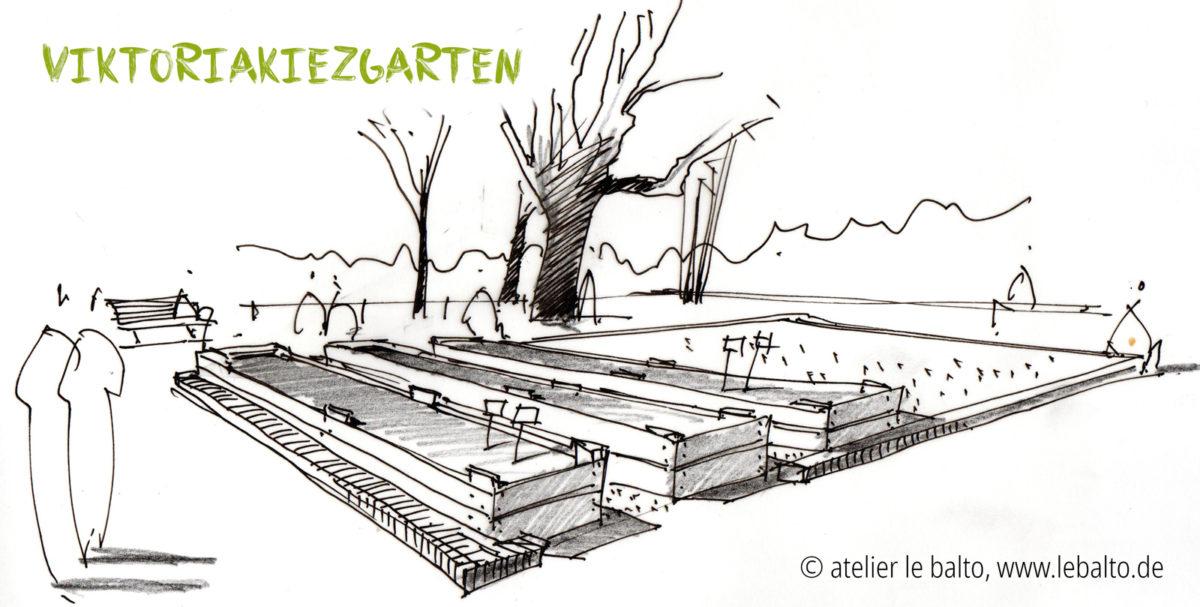 Viktoriakiezgarten